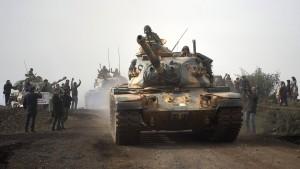 Verstößt die Türkei gegen das Völkerrecht?