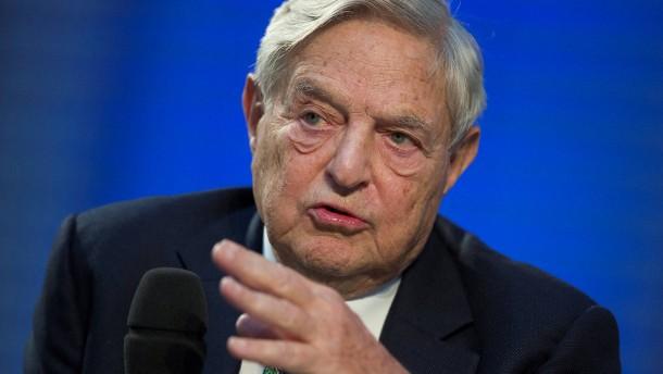 Ungarischer Investor: Wilde Vorwürfe wegen Soros' Unterstützung für Brexit-Gegner