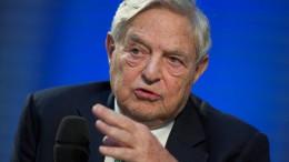 Wilde Vorwürfe wegen Soros' Unterstützung für Brexit-Gegner