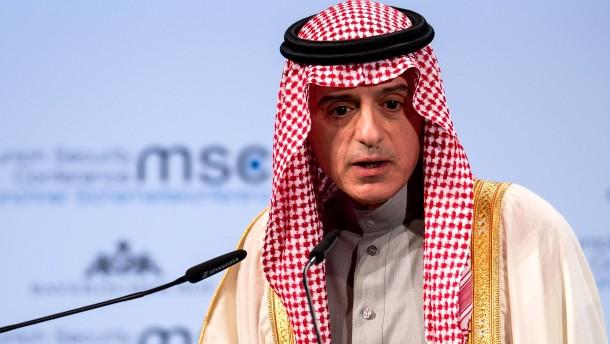 Saudischer Außenminister teilt gegen deutsche Regierung aus