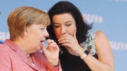 So will Dorothee Bär Deutschland digitalisieren