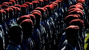 Was junge Rekruten mit Kindersoldaten gemein haben