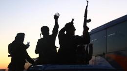 Syrische Soldaten stoßen in letztes Rebellengebiet vor