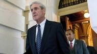 Sonderermittler Mueller (hier im Juni 2017 in Washington) nimmt nun den Trump-Konzern ins Visier.