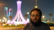 Der amerikanische Journalist Steven Sotloff 2010 in Bahrain