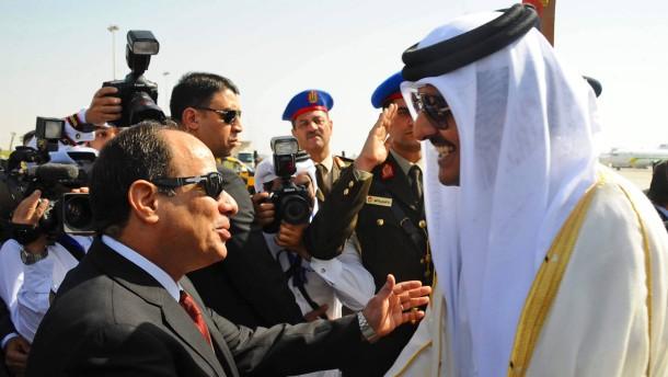 Arabische Liga beschließt gemeinsame Eingreiftruppe