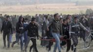 17 Tote bei Zusammenstößen im Gazastreifen