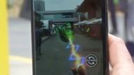 Geisterjagd per Smartphone