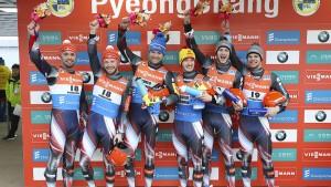 Olympia-Testlauf geglückt