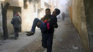Steht Ost-Ghouta vor der Erstürmung?