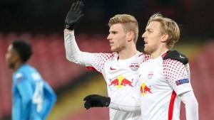 Eine überragende Antwort von RB Leipzig