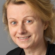 """Kerstin Holm - Portraitaufnahme für das Blaue Buch """"Die Redaktion stellt sich vor"""" der Frankfurter Allgemeinen Zeitung"""