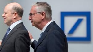 Die Deutsche Bank kappt die Bande zur deutschen Wirtschaft