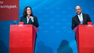 In der SPD gärt es