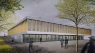 Zukunftaussichten: Der Neubau des getränketechnologischen Zentrums verzögert sich.