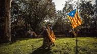 Immer in Richtung des Regionalparlaments: katalanische Separatisten