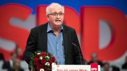 Deutscher ist neuer Chef der Sozialdemokraten im EU-Parlament