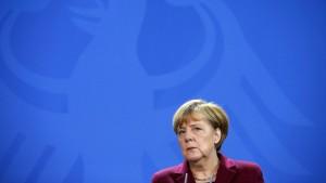 Die Mehrheit will, dass Merkel weitermacht