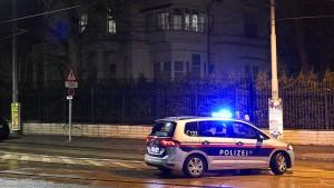 Angreifer vor Irans Botschafterresidenz erschossen