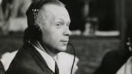Außer Dienst: Roeder 1947 bei den Nürnberger Juristenprozessen