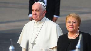Was Papst Franziskus in Südamerika will