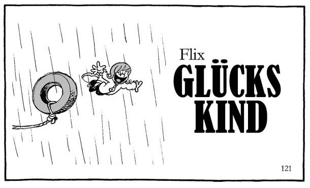 Comic / Flix / Glückskind 121-start