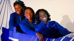 Das erste afrikanische Team für die Winterspiele