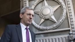 Moskau weist britische Diplomaten aus