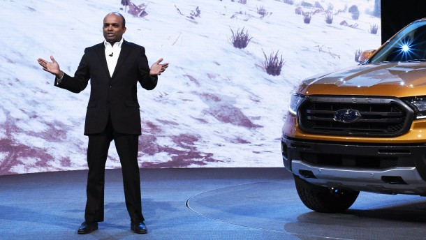 Ford entlässt Nordamerika-Chef wegen Fehlverhaltens