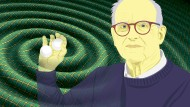 Rainer Weiss ist ein klassischer Experimentalphysiker: Am liebsten schraubt er mit eigenen Händen an Geräten, die etwas messen. Gravitationswellen zum Beispiel.