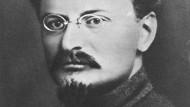 Leo Trotzkij auf einem Foto um 1918. Er war Gründer der roten Armee.