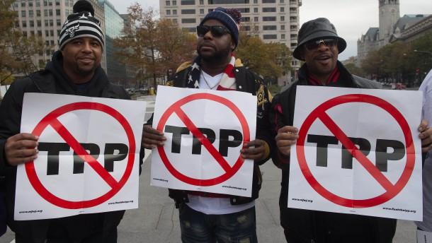 China will von Amerikas Rückzug aus TPP profitieren