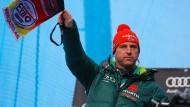 Führt der Weg zurück nach Österreich? Skisprung-Bundestrainer Werner Schuster