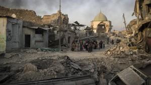 Sechs Jahre Haft für deutsche IS-Anhängerin