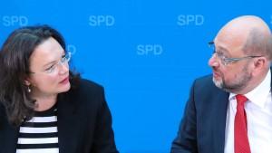 Die Mutti der SPD