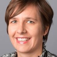 """Corinna Budras - Portraitaufnahme für das Blaue Buch """"Die Redaktion stellt sich vor"""" der Frankfurter Allgemeinen Zeitung"""