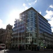 Die Firmenzentrale von Cambridge Analytica in London.