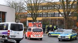 Junge tötet offenbar 14 Jahre alten Mitschüler