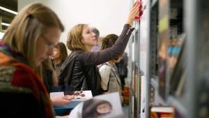 Buchmesse am Freitag: Kehlmann, Lindenberg, Jugendbuchliteraturpreis