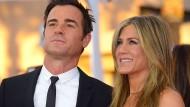 Jennifer Aniston hängt noch an Brad Pitt