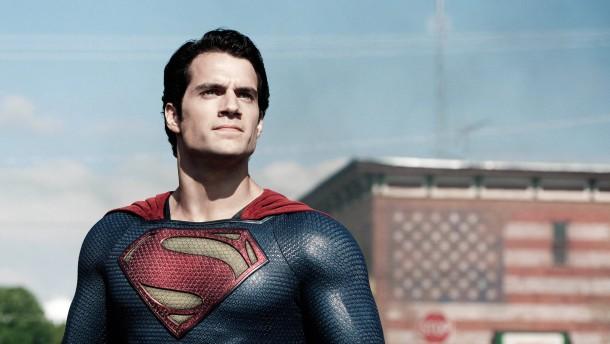 Superman und Batman im Kampf vereint
