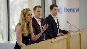"""Neue Partei """"Renew"""" will gegen den Brexit kämpfen"""