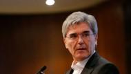 Chef von Siemens: Joe Kaeser im Gespräch mit der F.A.S.