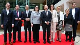 Das sind die SPD-Minister