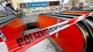 Dutzende Verletzte bei U-Bahn-Unfall in Duisburg