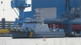 Deutschland liefert acht Patrouillenboote an Saudi-Arabien