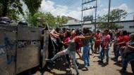 Aufstände in Venezuela