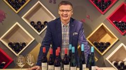 Weinprobe mit Günther Jauch