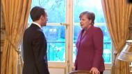 Europa schließt die Reihen gegen Russland