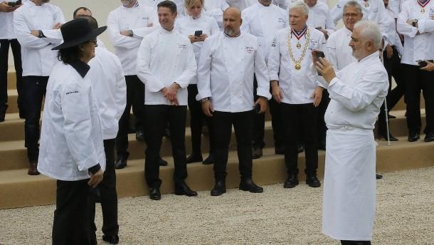 Französischer Skandal-Koch bekommt drei Sterne